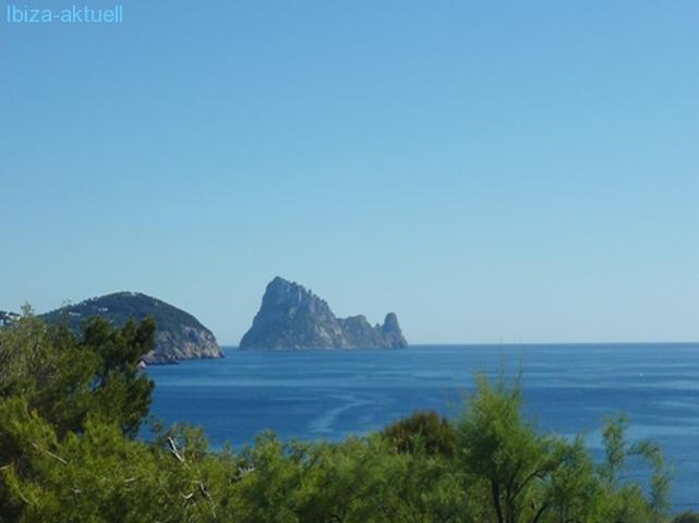 view to Es Vedra